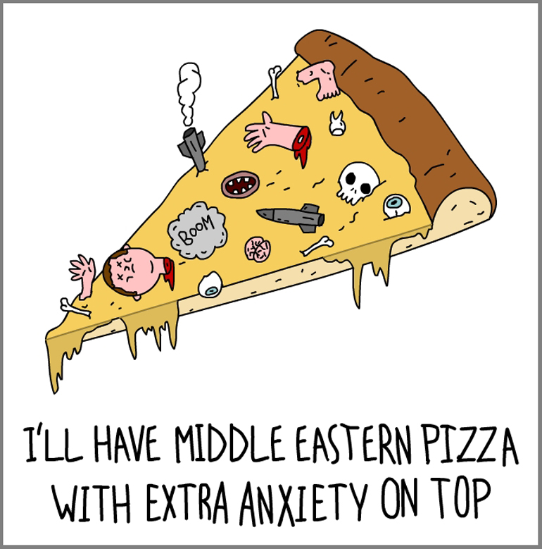 Shkendi_Pizza with Anxiety