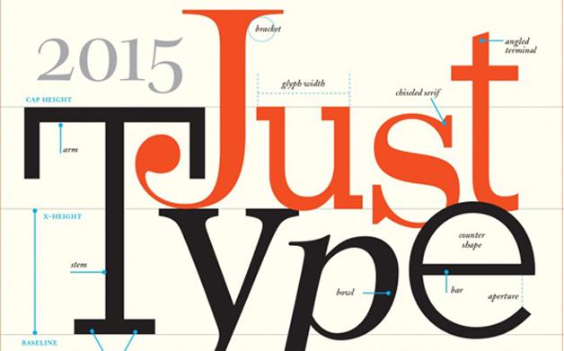Thumbnail for 08/20/2014: Typography calendar