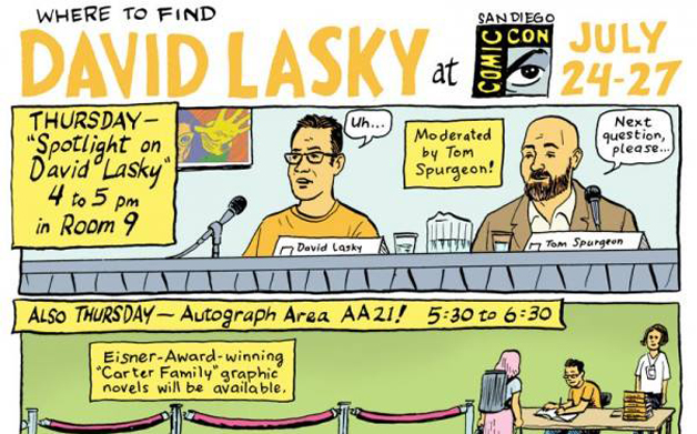 Thumbnail for A Designers' Guide to Comic-Con's Hidden Pleasures