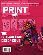 Thumbnail for Print's October 2014 – The International Design Issue
