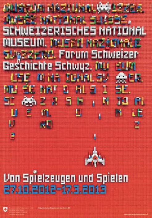 """David Clavadetscher: """"Toys and Games"""""""