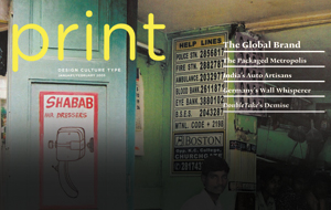 Thumbnail for The History of Typography in Print Magazine