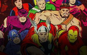 Thumbnail for Avengers (Covers) Assemble!