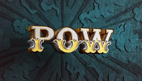 Thumbnail for 10 Remarkable Shadow Type & Lettering Designs