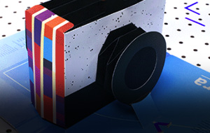 Thumbnail for It's a Book! It's a Camera!