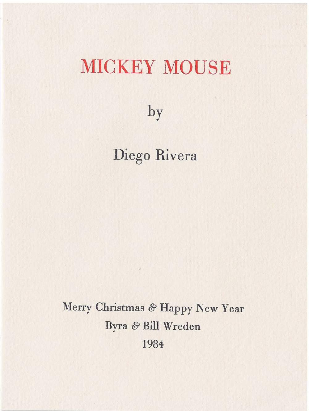 mickeymousecover