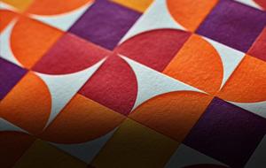 Thumbnail for The Beauty of Letterpress: Alvin Lustig Elements Prints