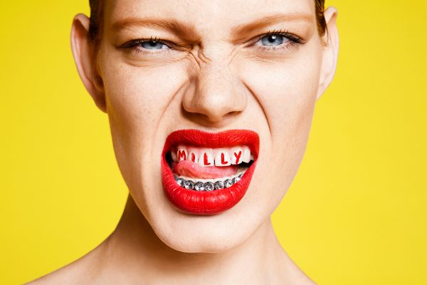 Milly Blood Grills