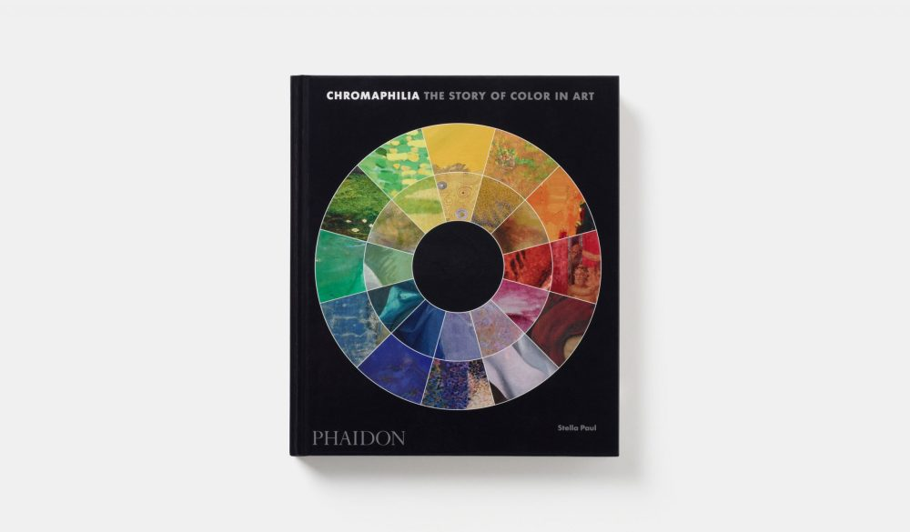 Chromaphilia: The Story of Color in Art, Stella Paul, Phaidon Press.