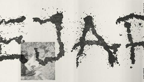 Thumbnail for Pissjar Sans: An Experimental Typeface Created With Urine