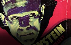 Thumbnail for 17 Vintage & Modern Frankenstein Cover Designs