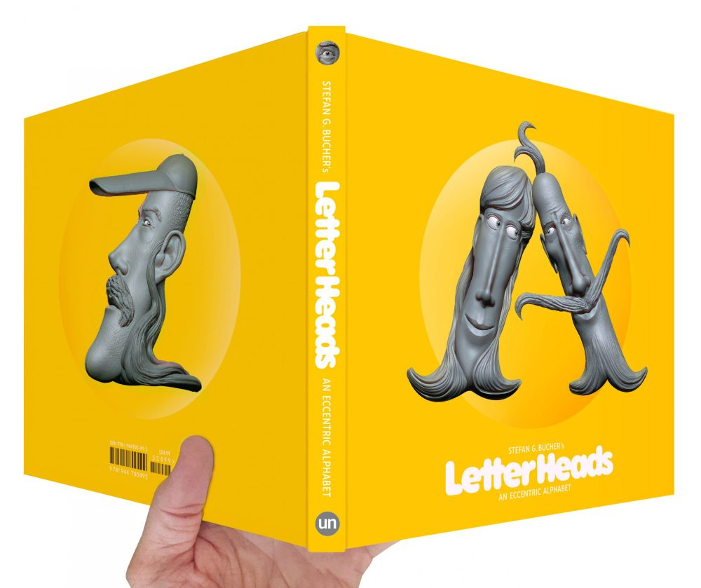 Letter Heads Book I A