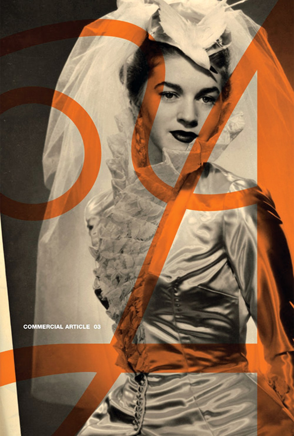 Cover of issue 3 (2010), a profile of Avriel Shull. Avriel was a pioneering Modernist home designer and self-promoting dynamo.