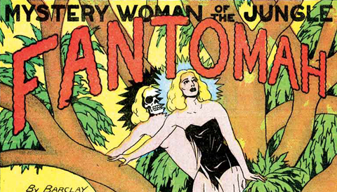 Thumbnail for Fletcher Hanks: The Most Twisted Comic Book Artist of All Time