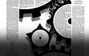 Thumbnail for Weekend Heller: MoMA Acquires Typographic Op-Eds