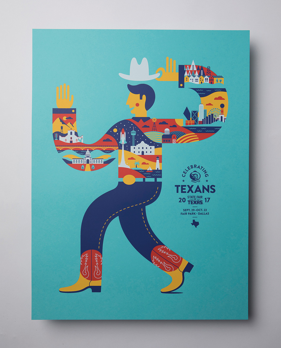 State Fair of Texas Poster