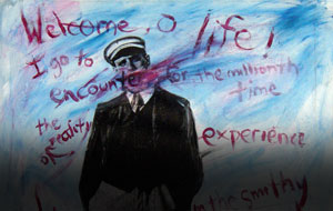 Thumbnail for The Visual Art of Poet Lawrence Ferlinghetti
