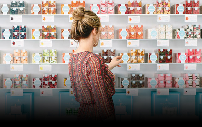 Thumbnail for How Sweet It Is: A Look at Candy Store Branding