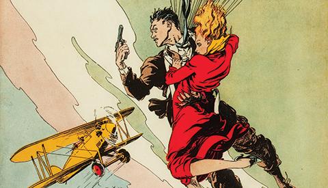 Thumbnail for Pulp Fiction Facts: the Secret Origin of Comic Books