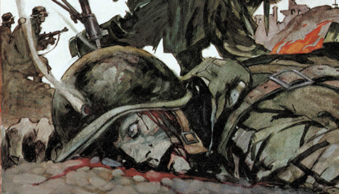 Thumbnail for When the U.S. Army Banned a Comic Book About War