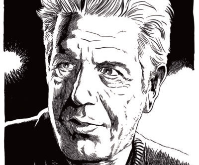 Thumbnail for Fear and Hunger in Japan: On Anthony Bourdain's Last Graphic Novel