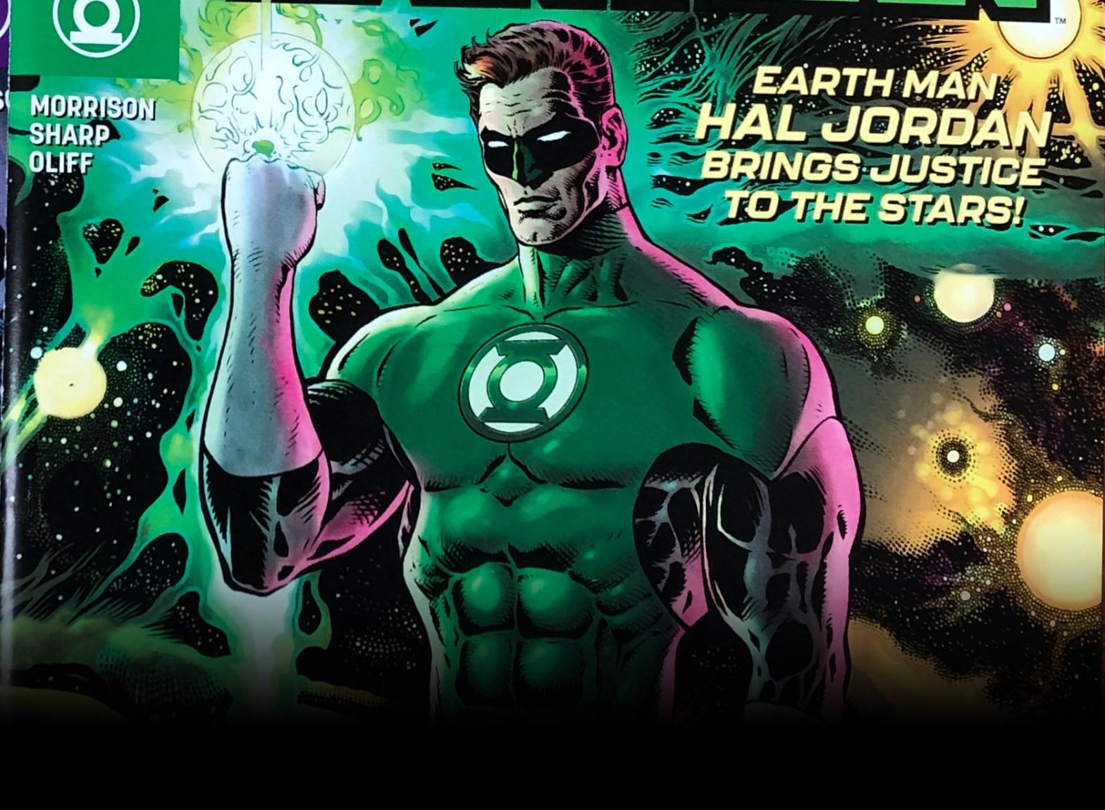 Thumbnail for The Green Lantern Returns