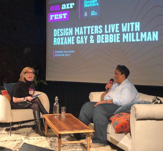 Thumbnail for Design Matters Live: Roxane Gay