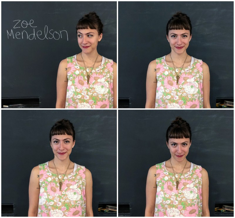 Thumbnail for Zoe Mendelson