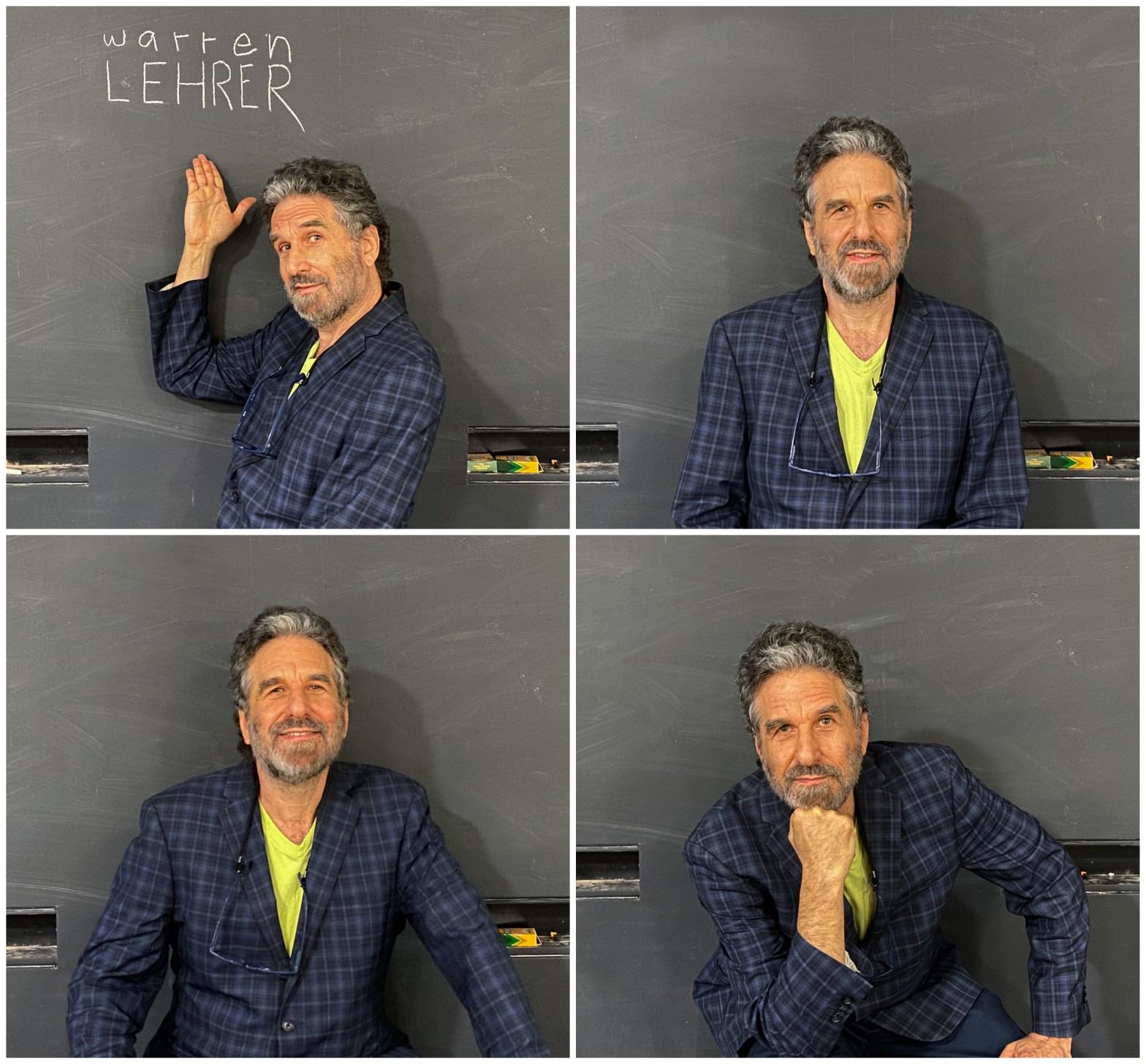 Thumbnail for Warren Lehrer