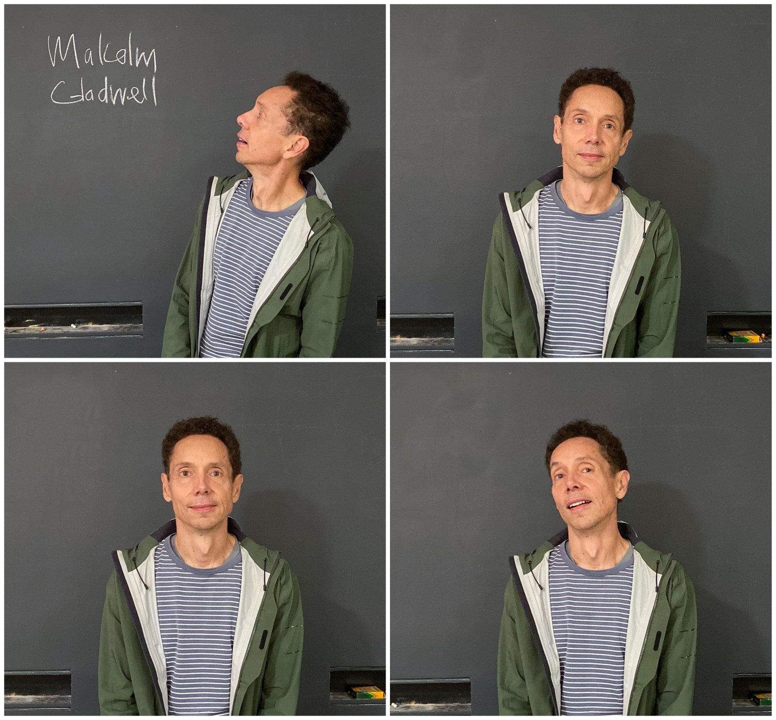 Thumbnail for Malcolm Gladwell