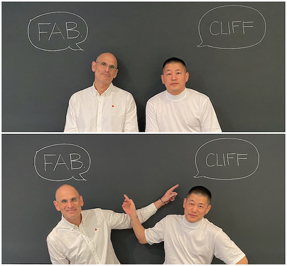 Thumbnail for Robert Fabricant and Cliff Kuang