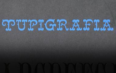 Thumbnail for Typography Brazil