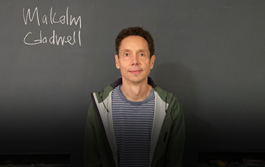 Thumbnail for Design Matters: Malcolm Gladwell