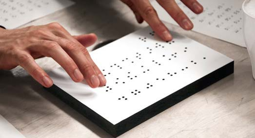 Thumbnail for PRINT Longreads: Building Braille