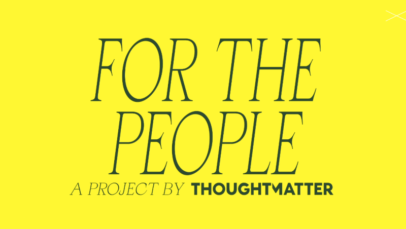 Thumbnail for The Daily Heller: Mayday Thought Matters