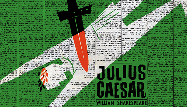 Thumbnail for Pages From the World's Stages: 10 Shakespeare Posters