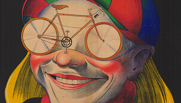 Thumbnail for 21 Vintage Bicycle Posters That Have Us Longing for the Open Road