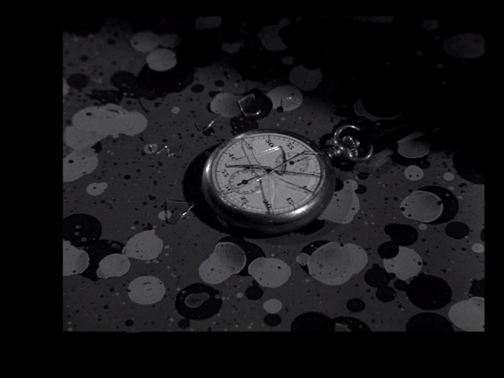 Where time has no meaning.