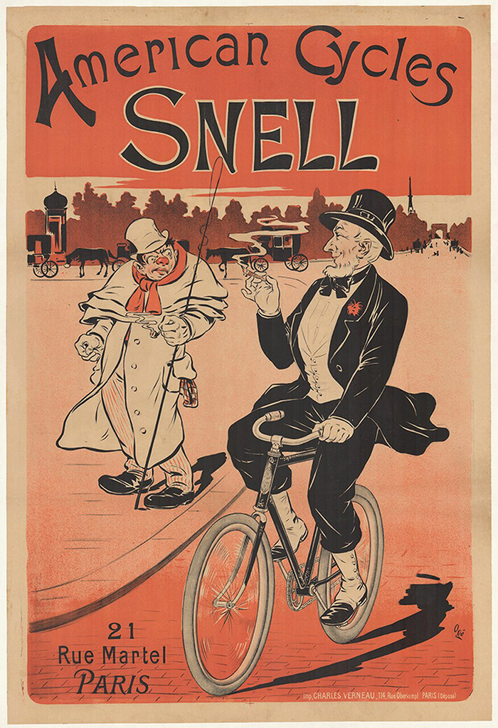 American Cycles Snell