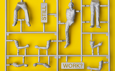 Thumbnail for 10 Posterheroes Posters That Take on the Future of Work