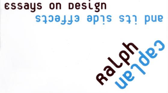 Thumbnail for Missing Ralph Caplan
