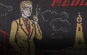Thumbnail for The Daily Heller: Embroidering a Story About Fashion Labels