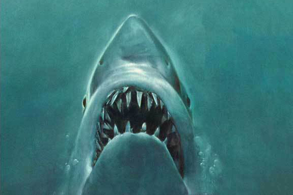 Thumbnail for The Making of Jaws' Iconic Book Covers