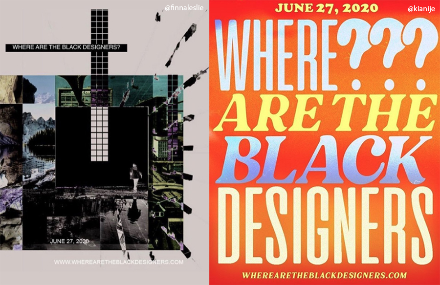 Thumbnail for Where Are the Black Designers? Set for Saturday