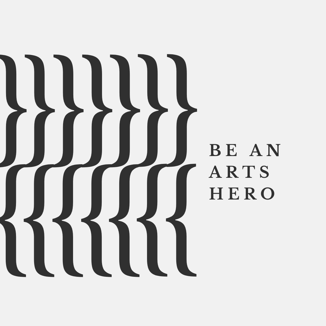 Thumbnail for Being an Arts Hero is Easy