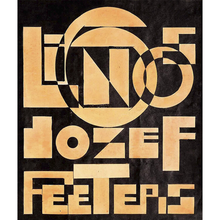 Thumbnail for The Daily Heller: Belgium's Vital Modernism
