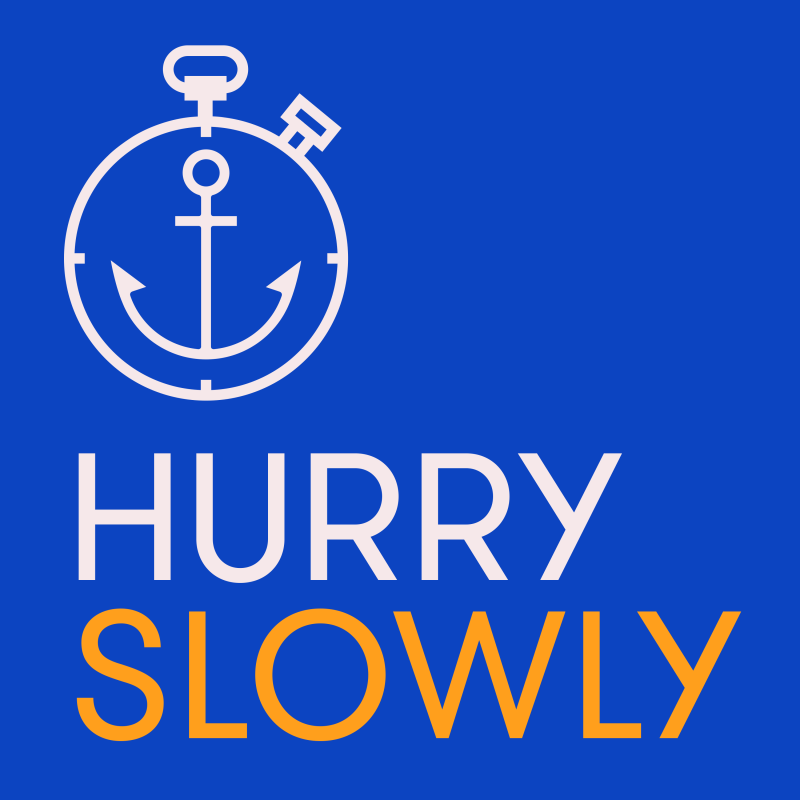 Thumbnail for Hurry Slowly: A Call For Rest & Tenderness