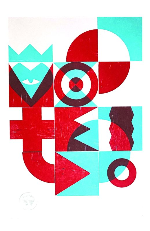 Thumbnail for Letterpressing the Vote Out