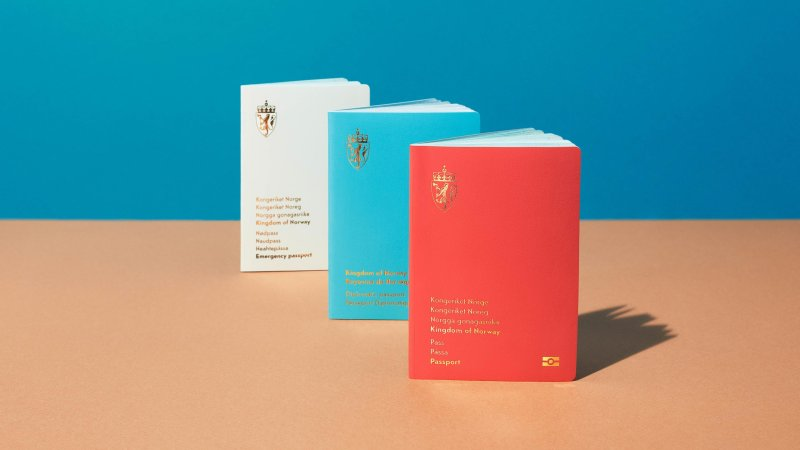 Thumbnail for Your Moment of Design Zen: Neue's New Norwegian Passports