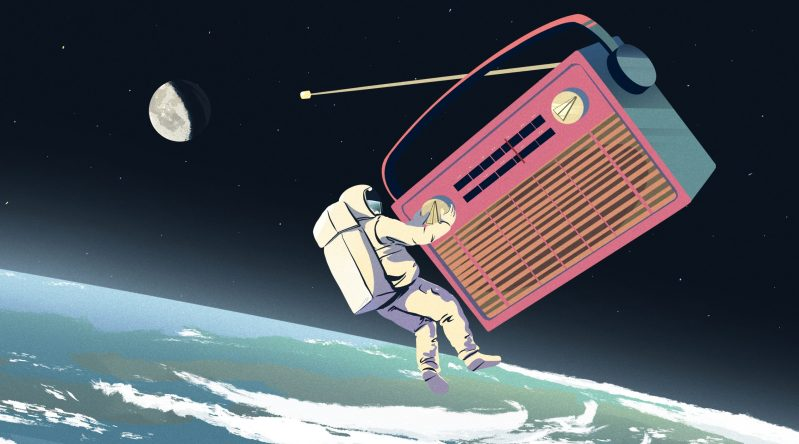 Thumbnail for Twenty Thousand Hertz: How Does NASA Run Live Audio From the Moon and Beyond?